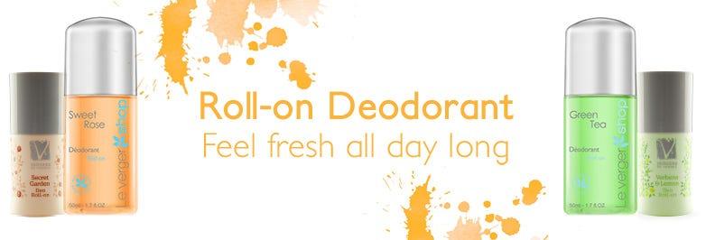 Roll-on Deodorant